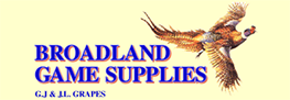 Broadland Game Supplies logo